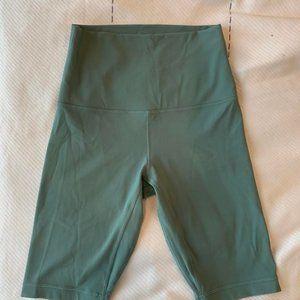 "lululemon Shorts - ALIGN SUPER HIGH RISE SHORT 10"" SIZE 6"